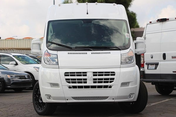 2018 RAM ProMaster Cargo Van RAM PROMASTER® 3500 CARGO VAN HIGH ROOF 159 WB EXT