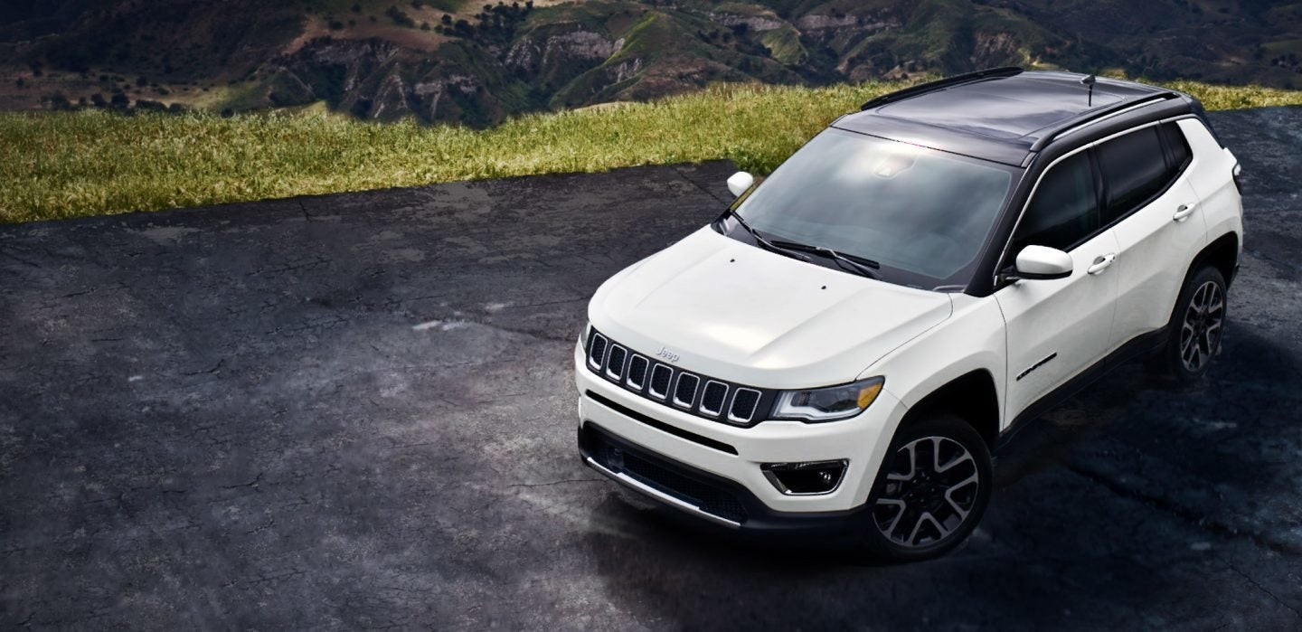 Get Ready For Adventure In The 2019 Jeep Compass Near Fresno Ca
